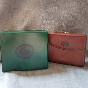 Dooney & Bourke Genuine Leather Wallet